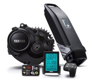 Le moteur qui compose un vélo est un ensemble complet avec sa batterie et sa station de gestion.