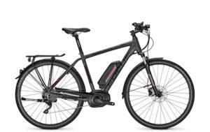 Le vélo électrique urbain sportif autorise des déplacements plus importants.