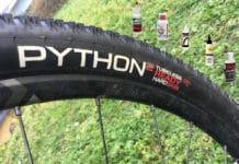 Le liquide préventif pneu tubeless est recommandé pour obtenir une étanchéité et une résistance à la crevaison optimale.