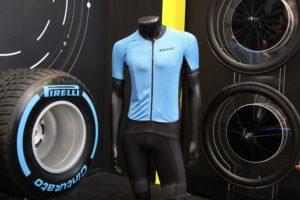 Le nom Pirelli est synonyme de sportivité. Le pneu vélo route Pirelli PZero Velo n'y échappa pas !