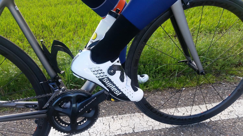 50bc06986b0 Les chaussures vélo route Suplest Edge 3 Performance sont esthétiques