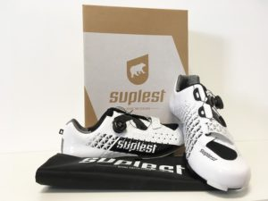 Les chaussures vélo Suplest Edge 3 Performance sont en adéquation avec la philosophie Suisse : rigueur et technique.