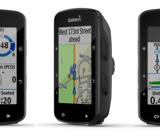 Le GPS Garmin Edge 520 Plus conserve le même format que le 520 avec une cartographie de pointe.©Garmin