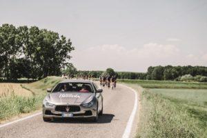 Sur le Paris-Modena on trouve tous les parcours d'une épreuve cycliste.