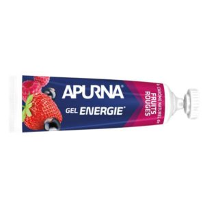 Le gel Energie Apurna fruits rouges est un best seller.