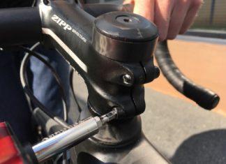 La sécurité en vélo passe par régler son jeu de direction.