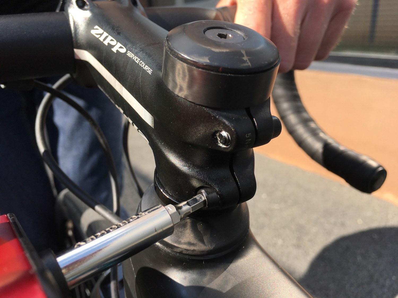 Jeu de Direction pour vélo Casque de vélo Cyclisme Bicyclette