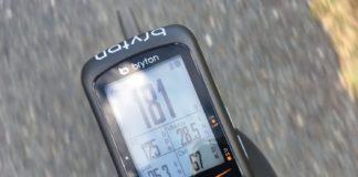 Le compteur vélo GPS Bryton 410 est un allié précieux pour l'entrainement et un suivi sérieux.