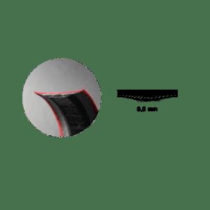 Ruban de cintre Fizik Terra Microtex Bondcush Tacky