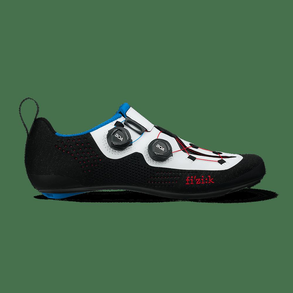 bas prix 1935b 9220d Chaussures vélo triathlon Fizik Transiro Infinito R1 et R3 ...