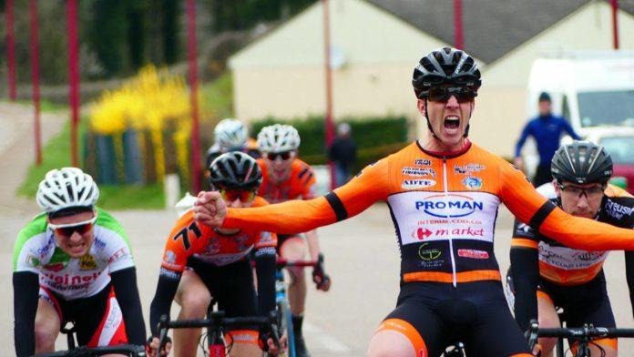La victoire est le but quand on veut progresser en vélo