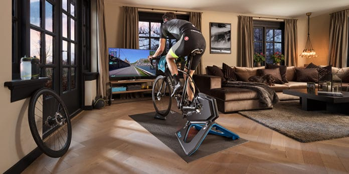 Home trainer Tacx Neo 2 Smart T2850