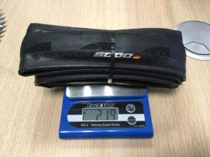 Le poids vérifié est de 219 grammes.