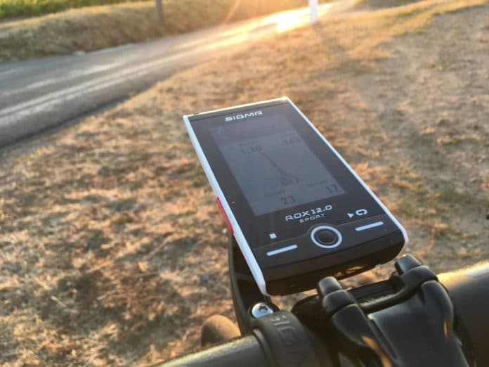 Le compteur GPS Sigma Rox 12 est un formidable partenaire de voyage.