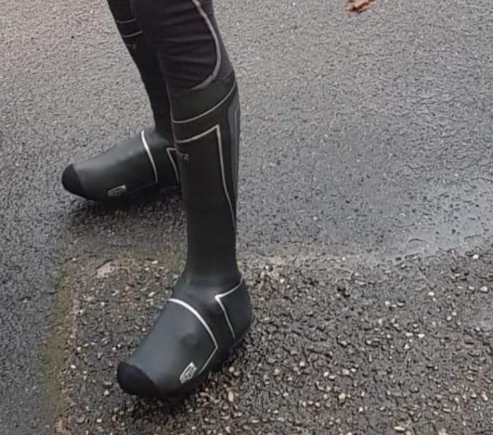 Le top de la protection pour vos pieds : Spatztwear.