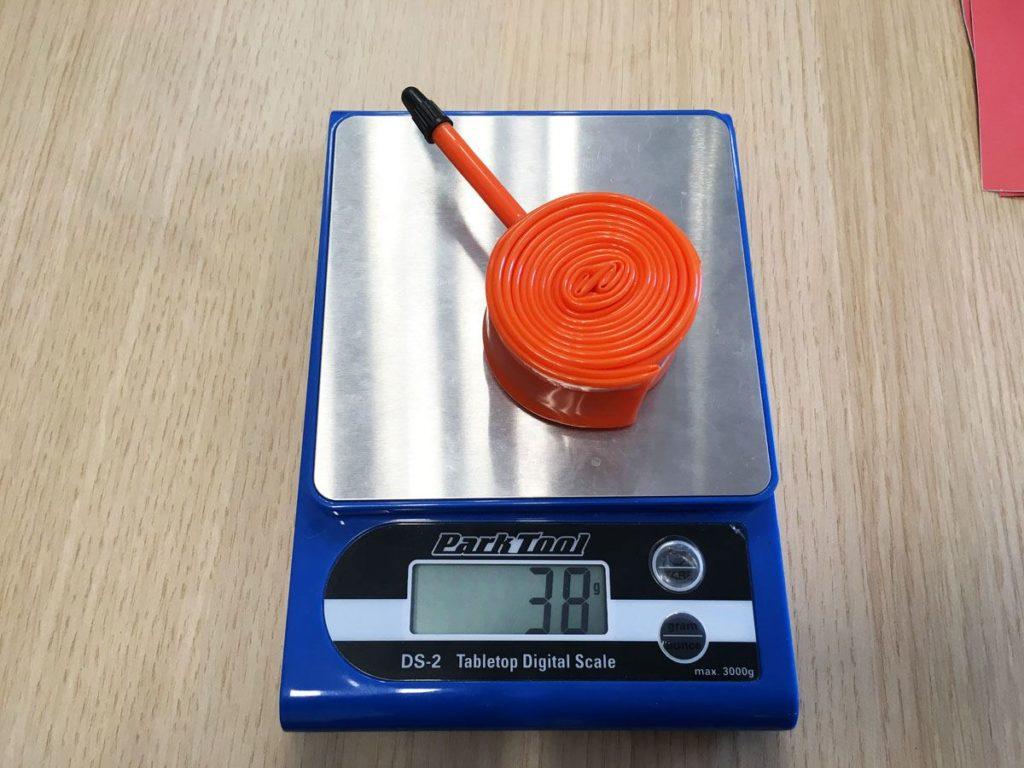38 grammes sur la balance. Tubolito annonce la couleur !