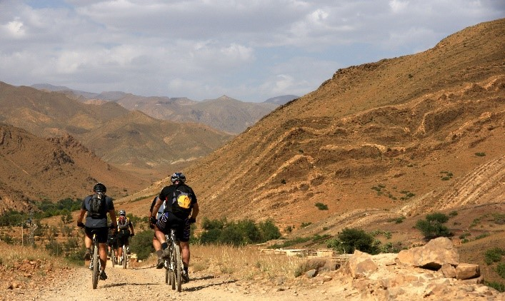 Séjour VTT Maroc « Vallées et villages du Haut Atlas »