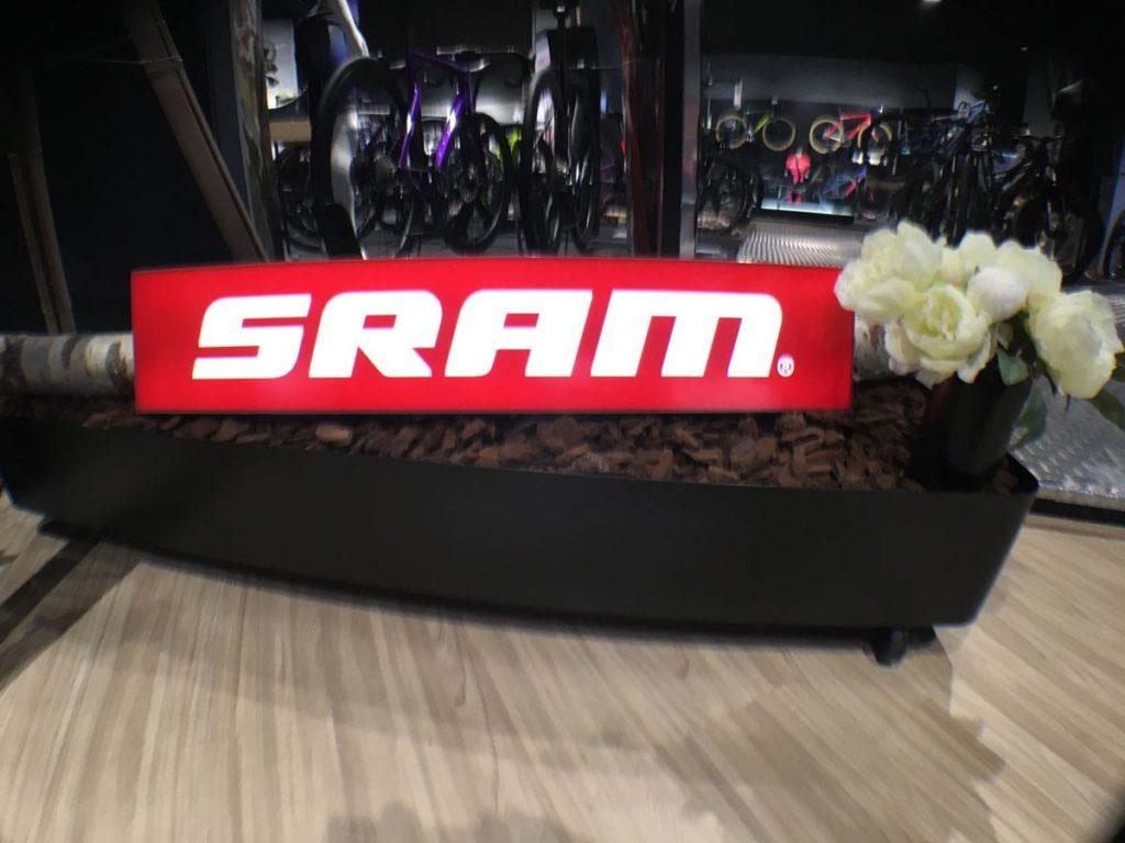 Sram, une marque pleine de technologie !