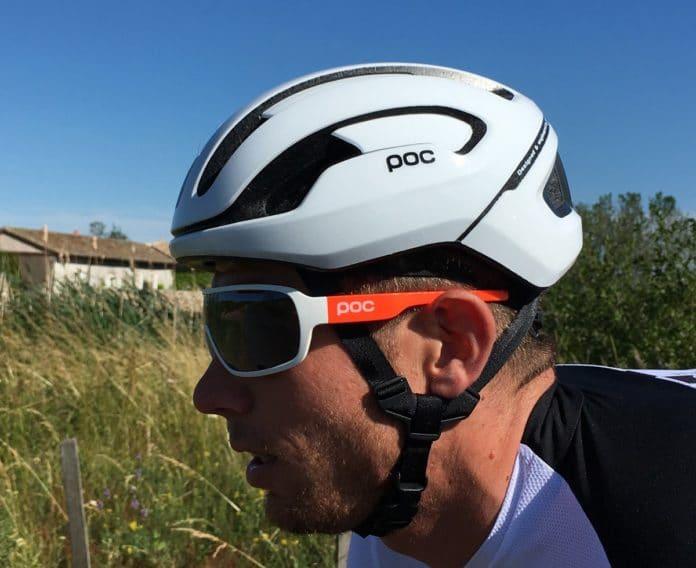Le casque vélo Poc Omne Air Spin est à la fois technique et confortable.