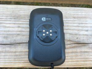 On peut facilement ajouter une batterie additionnelle Garmin avec le 530.