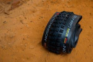 Le pneu VTT Hutchinson Griffus est polyvalent.