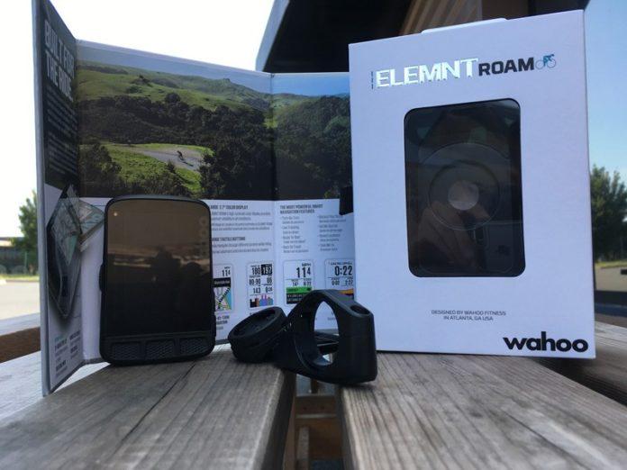 Le compteur GPS Wahoo Elmnt Roam est une combinaison du Bolt et de l'Elemnt.