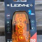 L'éclairage Lezyne Laser Drive propose 250 Lumens et 11 modes. Le top !