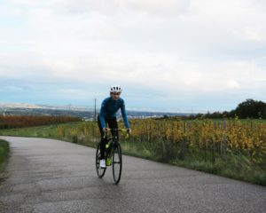 La tenue vélo femme Castelli est idéale dès que le temps est incertain.