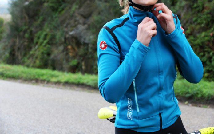 La tenue vélo femme Castelli est parfaite pour passer l'hiver.
