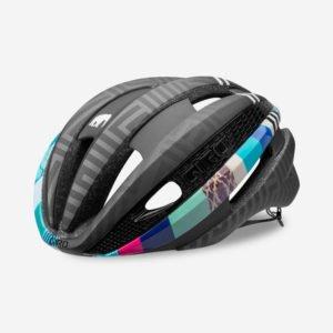 Le Giro Synthe Mips est une valeure sûre dans le domaine du casque vélo femme.©Giro