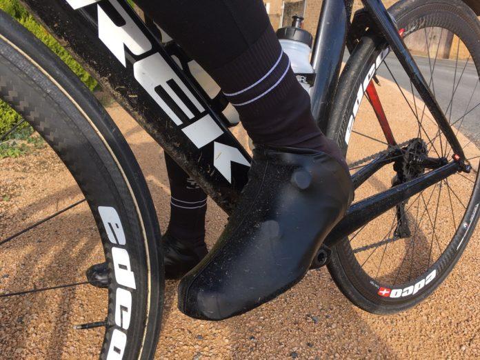 Les couvre-chaussures Spatzwear Windsocks sont utilisables une bonne partie de l'hiver et en saison.