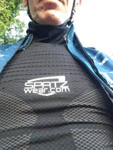 Avant le grand froid, le sous-vêtement Basez 2 suffit à vous garder au chaud et au sec.