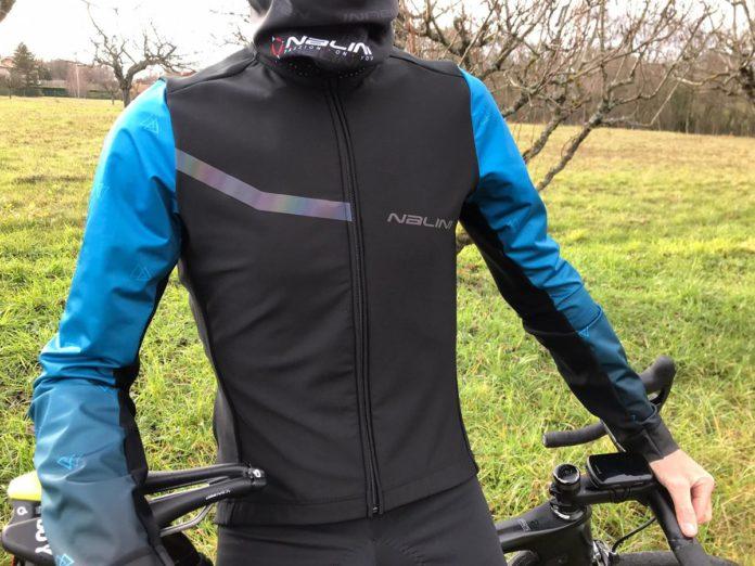 La tenue vélo hiver Nalini Pro Gara est parfaite pour affronter l'hiver.