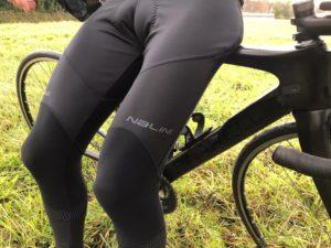 Le cuissard Nalini Pro Gara est véritablement efficace dès que le froid est présent.