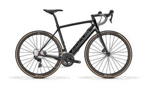 Le vélo électrique route Focus Paralane 2 9.5 offre un excellent ratio plaisir-performance.©Focus