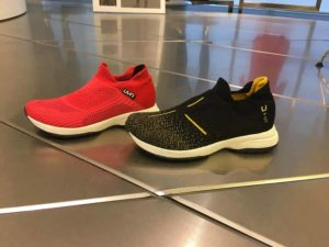 On adore la gamme de chaussures qui arrive chez UYN.