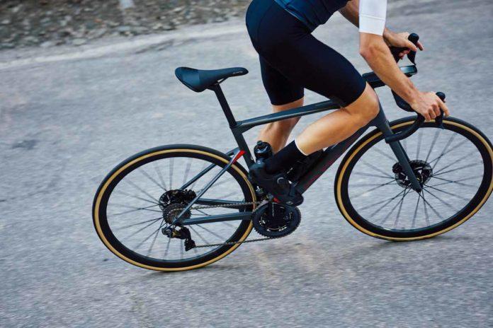 Les 5 meilleurs vélos route affichent des équipements haut de gamme.©BMC