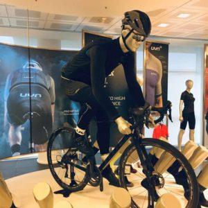 La partie vélo est complète mais on surveille la suite.