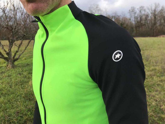 La veste vélo Assos Mille Gt Winter est parfaite pour passer l'hiver.