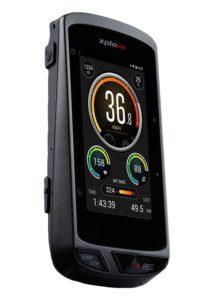 Le compteur vélo GPS Xplova s'offre une caméra intégrée. Le top ! ©Xplova