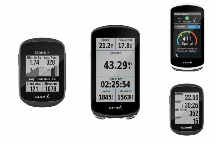 Les compteurs vélo GPS Garmin 130 plus et 1030 plus sont orientés sécurités et sportivités.©Garmin