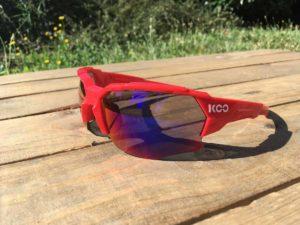 Les lunettes Koo Orion sont techniques avec une qualité de verres haut de gamme.
