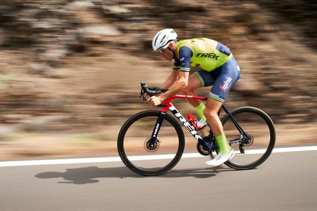 Le vélo route Trek Emonda SLR est le vélo des pros !©Trek