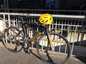 L'Urban 3.0 peut s'assortir avec votre vélo facilement.