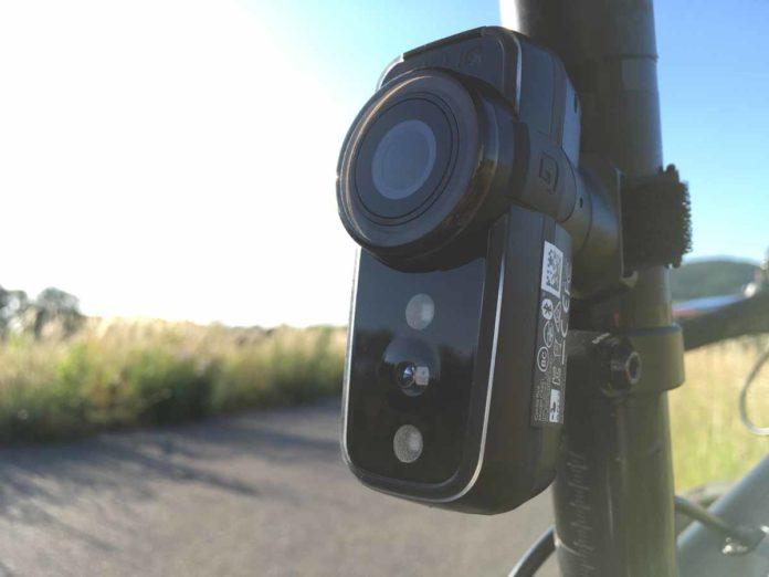 Caméra et éclairage vélo Cycliq Fly 6. La sécurité avant tout !
