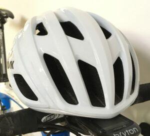 Le casque Kask Mojito 3 s'offre une ligne haut de gamme.