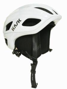 Le sous-casque en Merino permet de s'adapter parfaitement à toute la gamme Kask.