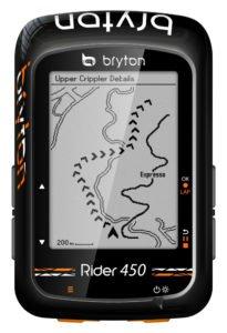 Bryton 450.©Bryton