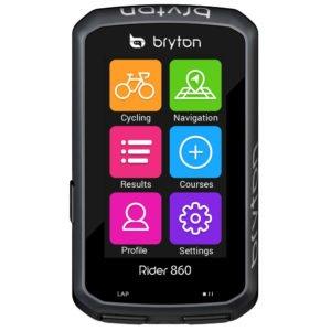 Bryton 860.©Bryton