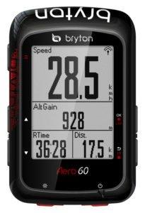 Bryton Aero 60.©Bryton